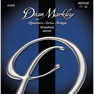 JEU DE CORDES GUITARE ELECTRIQUE DEAN MARKLEY DM 2505 MEDIUM 11-52