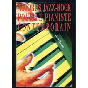 ACCORDS JAZZ ROCK POUR LE PIANISTE CONTEMPORAIN