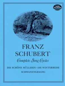 SCHUBERT FRANZ - INTEGRALE DES CYCLES DE LIEDER (COMPLETE SONG CYCLES) - VOIX  ET PIANO- PIANO