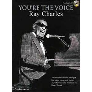 CHARLES RAY - YOU'RE THE VOICE + CD