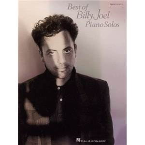JOEL BILLY - BEST OF BILLY JOEL PIANO SOLOS