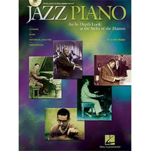 NOBLE LIAM - JAZZ PIANO STYLES OF THE MASTERS + CD