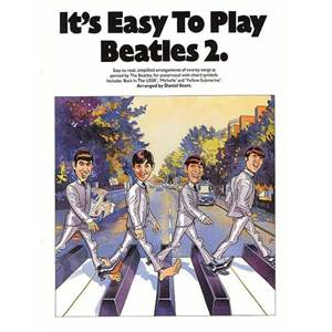 BEATLES THE - IT'S EASY TO PLAY BEATLES VOL.2