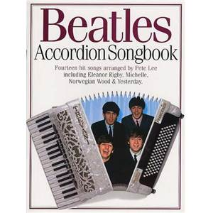 BEATLES THE - ACCORDION SONGBOOK