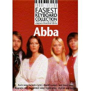 ABBA - EASIEST KEYBOARD COLLECTION