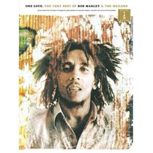 MARLEY BOB - ONE LOVE THE BEST OF GUITAR TAB