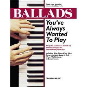COMPILATION - BALLADS YOU'VE ALWAYS WANTED TO PLAY