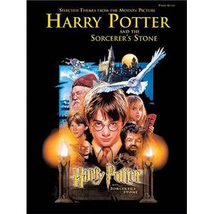 WILLIAMS JOHN - HARRY POTTER SORCERER'S STONE MOVIE SELECTIONS PIANO SOLOS