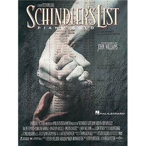 WILLIAMS JOHN - LISTE DE SCHINDLER PIANO SOLO