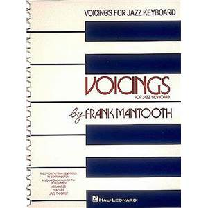 MANTOOTH FRANK - VOICINGS FOR JAZZ KEYBOARD