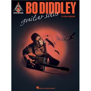 DIDDLEY BO - GUITAR SOLOS