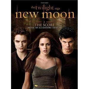 DESPLAT ALEXANDRE - TWILIGHT 2 : NEW MOON MUSIC FROM THE MOTION PICTURE PIANO SOLOS