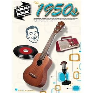 COMPILATION - THE UKULELE DECADE SERIES THE 1950S