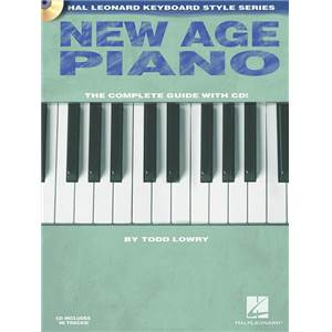 LOWRY TODD - NEW AGE PIANO COMPLETE GUIDE + CD