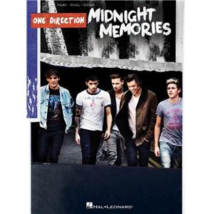 ONE DIRECTION - MIDNIGHT MEMORIES P/V/G