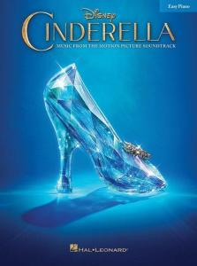COMPILATION - CINDERELLA MUSIC FROM THE MOTION PICTURE SOUNDTRACK EASY PIANO