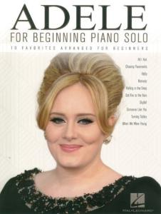 ADELE - FOR BEGINNING PIANO SOLO