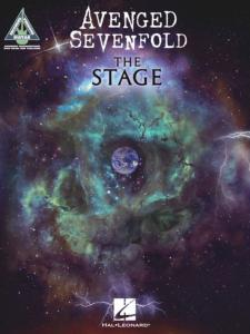 AVENGED SEVENFOLD - THE STAGE GUIT. TAB.