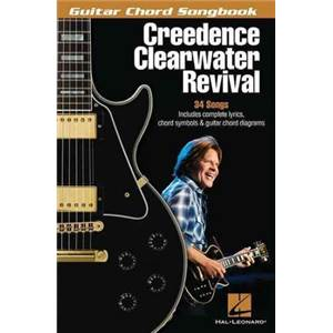 CREEDENCE CLEARWATER REVIVAL - GUITAR CHORD SONGBOOK