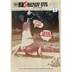 BEADY EYE - DIFFERENT GEAR STILL SPEEDING GUIT. TAB.