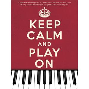 COMPILATION - KEEP CALM AND PLAY ON THE RED VOL.P/V/G