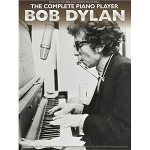 DYLAN BOB - THE COMPLETE PIANO PLAYER