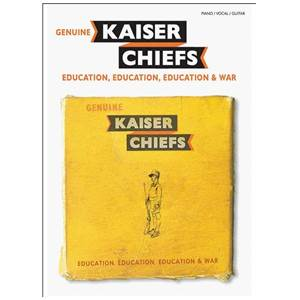 KAISER CHIEFS - EDUCATION, EDUCATION, EDUCATION & WAR P/V/G