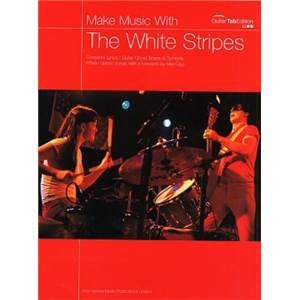 THE WHITE STRIPES - BEST OF GUITAR TAB.