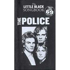 POLICE THE - LITTLE BLACK SONGBOOK 69 CHANSONS FORMAT POCHE
