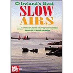 COMPILATION - IRELAND'S BEST SLOW AIRS (110) + CD