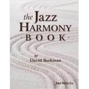 BERKMAN DAVID - THE JAZZ HARMONY VOL.+ CD