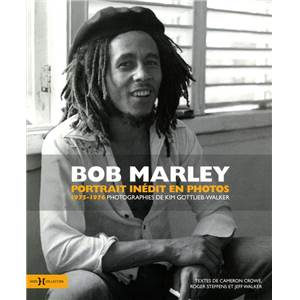 GOTTLIEB WALKER KIM - BOB MARLEY PORTRAIT INEDIT EN PHOTOS