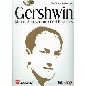 GERSHWIN GEORGE - MODERN ARRANGEMENTS OF OLD FAVOURITES + CD