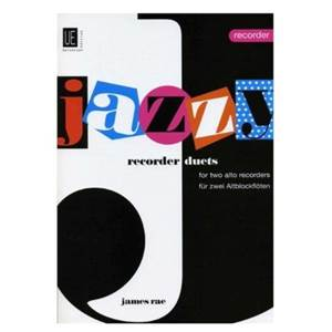 BONSOR BRIAN - JAZZY RECORDER VOL.1