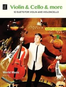 IGUDESMAN ALESKEY - VIOLIN AND CELLO AND MORE - VIOLON ET VIOLONCELLE