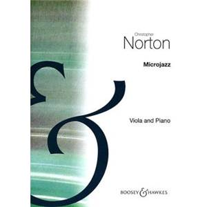 NORTON CHRISTOPHER - MICROJAZZ ALTO/PIANO