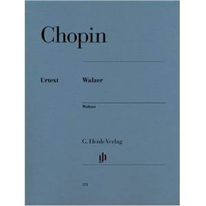 CHOPIN FREDERIC - VALSES