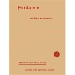 DEBUSSY CLAUDE - FANTAISIE - 2 PIANOS
