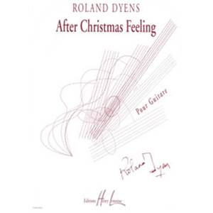 DYENS ROLAND - AFTER CHRISTMAS FEELING - GUITARE