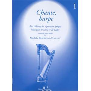 BEAUMONT-CHOLET M - CHANTE HARPE VOL.1 - HARPE