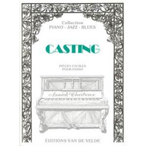 CHARTREUX ANNICK - CASTING - PIANO