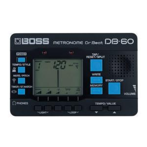 METRONOME ELECTRONIQUE BOSS DR BEAT  DB-60