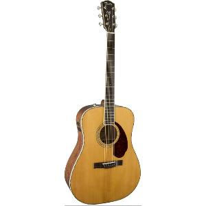 GUITARE  FOLK ELECTRO-ACOUSTIQUE FENDER PM-1 STANDARD DREADNOUGHT NATUREL