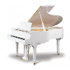 PIANO 1/4 QUEUE YAMAHA GC1 M PWH