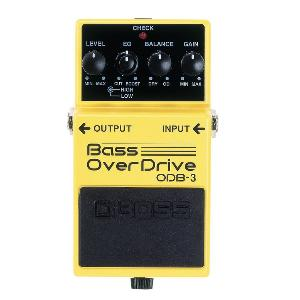 PEDALE EFFETS OVERDRIVE BASS  BOSS ODB-3