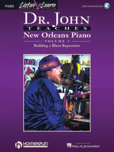 JOHN DR. - NEW ORLEANS PIANO VOL.2 + ONLINE AUDIO ACCESS