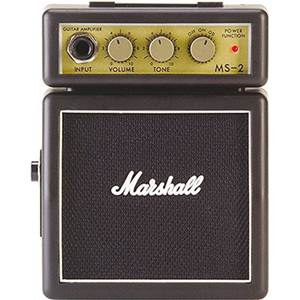 MINI-AMPLI GUITARE MARSHALL MS 2