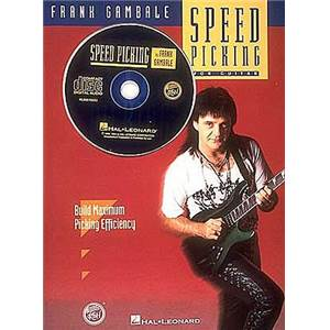 GAMBALE FRANK - SPEED PICKING GUITAR + CD ÉPUISÉ