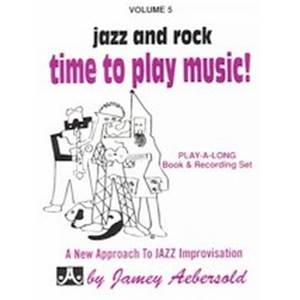 COMPILATION - AEBERSOLD 005 PLAY JAZZ/ROCK+ CD