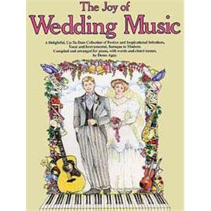 COMPILATION - JOY OF WEDDING MUSIC